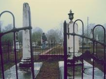 graveyard on christmas morning 2012