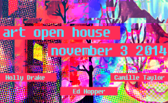 flyers, digital event